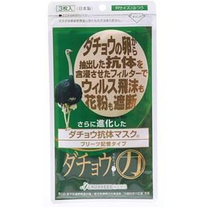 ダチョウ抗体マスクの販売店@どこで買える?価格はどこが安い?