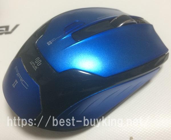 サンワのマウス400-MA029